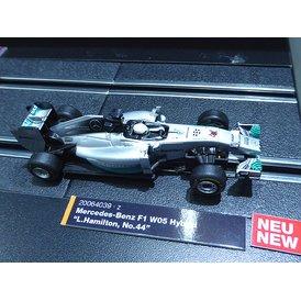 Carrera GO!!! Mercedes-Benz F1 W05 Hybrid L.Hamilton Nr.44