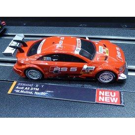 Carrera GO!!! Audi A5 DTM M.Molina Nr.20