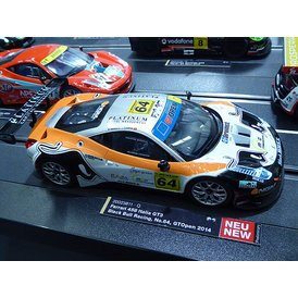Carrera Digital 124 Ferrari 458 Italia GT3 Black Bull...
