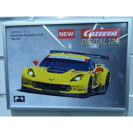 Carrera Digital 124 Chevrolet Corvette C7.R Nr.03