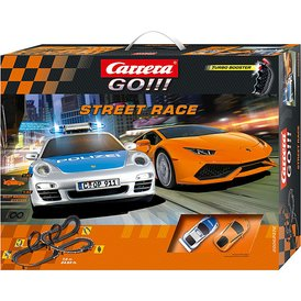Carrera GO!!! Street Race Set / Grundpackung 62376