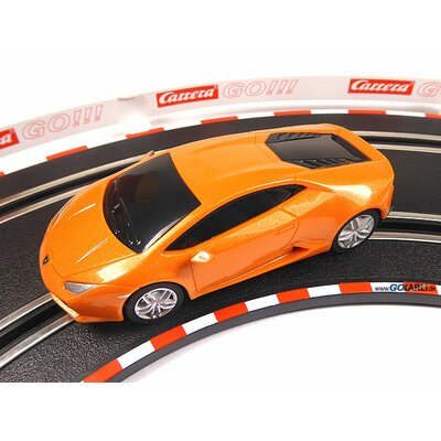 Carrera GO!!! Lamborghini Huracan LP610-4 orange
