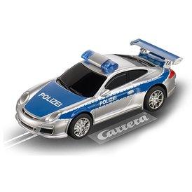 Carrera GO!!! Porsche 997 GT3 Polizei Aktion
