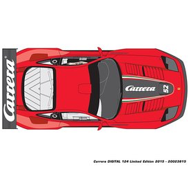 Carrera DIGITAL 124 Limited Edition Ferrari 575 GTC Carrera