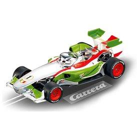 Carrera GO!!! Disney Cars Silver Francesco Bernoulli Aktion