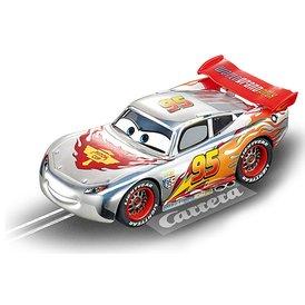 Carrera GO!!! Disney Cars Silver Lightning McQueen Aktion