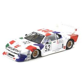 Scaleauto BMW M1 Gr.5 Nr.52 Le Mans 1981